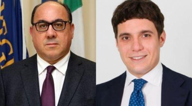 Carlo Guccione e Marco Polimeni