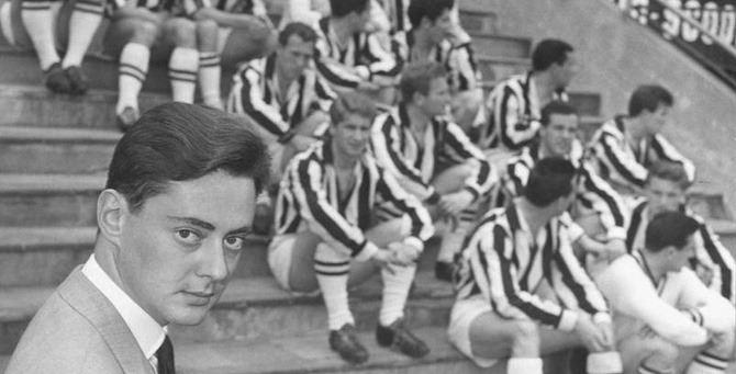 Umberto Agnelli e la Juve (foto Wikipedia)