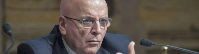 Il presidente Mario Oliverio