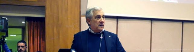 Tajani a Reggio