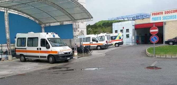 L'ospedale di Crotone