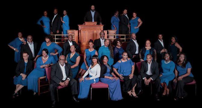 Il coro gospel