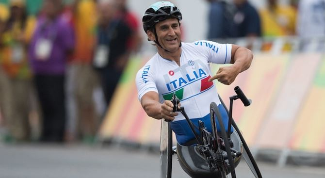 Alex Zanardi (foto avvenire.it)