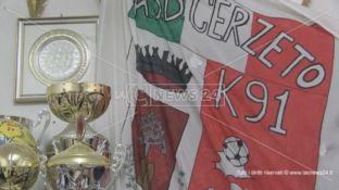 Themesen-Cerzeto, insulti razzisti durante la gara di calcio di seconda categoria (VIDEO)