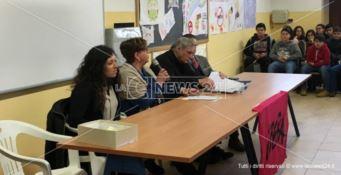 Il ritorno di don Ciotti. Question time con gli studenti a Marina di Gioiosa (VIDEO)