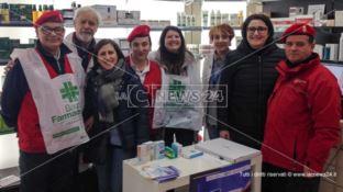 Raccolta del farmaco in crescita nella provincia di Cosenza