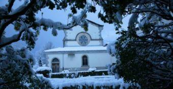 """Calabria, San Valentino """"in bianco"""": previste nevicate anche a quote collinari"""