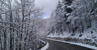 Burian sferza la Calabria: pioggia e neve su tutta la regione