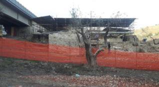 Oriolo, lavori nell'area archeologica senza rispettare le norme: scatta il sequestro (FOTO)