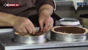 A Soriano lezioni di cioccolato con il maestro Bechoux (VIDEO)