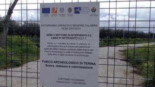 Parco archeologico Terina, la Regione: «Nessun rischio restituzione fondi, presto un tavolo tecnico»