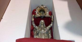 La reliquia di San Francesco