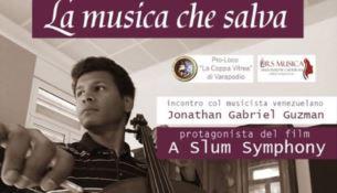 Varapodio ospita il violoncellista venezuelano Guzman