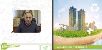 Sviluppo del territorio, il WhatsApp di Rocco Colacchio