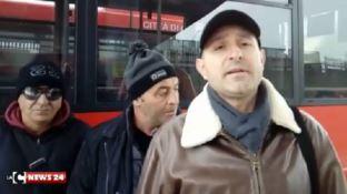 Catanzaro, lavoratori Amc sul piede di guerra (VIDEO)