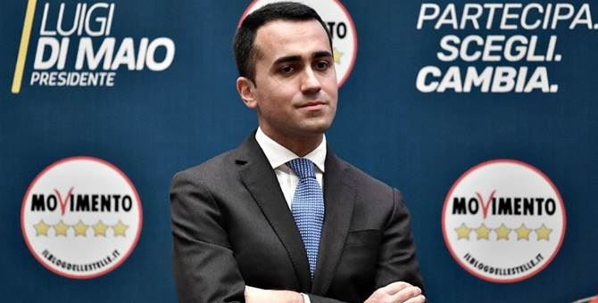 Il ministro Di Maio