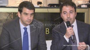 Raffaele Fitto a Cosenza: «Collegi del Sud decisivi per il risultato finale» (VIDEO)