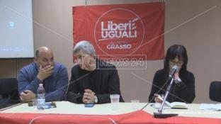 Nichi Vendola all'Unical: «Sud evaporato dal dibattito elettorale» (VIDEO)