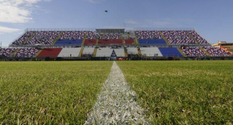 Stadio Scida a Crotone