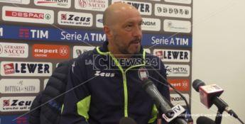 Inter-Crotone, l'emozione di Walter Zenga prima della gara