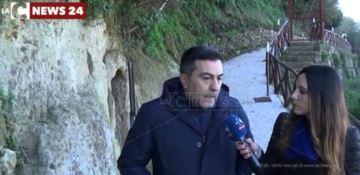 Grotte di Zungri, il sindaco Galati