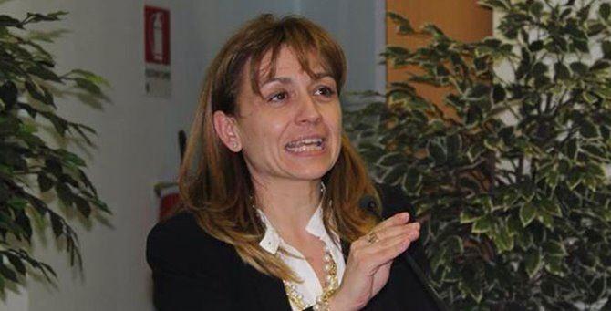 L'assessore al Lavoro Angela Robbe