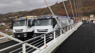 Cosenza, avviato il collaudo del ponte di Calatrava