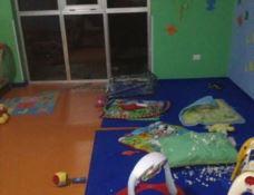 Crotone, nuovo atto vandalico all'asilo comunale Fratelli Sacconi