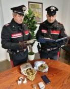 Rende, giovane spacciatore arrestato dai carabinieri