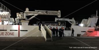 Sbarco a Crotone: 277 profughi, tra cui 70 minori, soccorsi nel mar Ionio