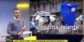 """Vibo, """"la città che vorrei"""" di Costa è diventata l'incubo di tutti (VIDEO)"""