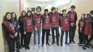 Il fascino della notte bianca al Liceo Telesio di Cosenza (VIDEO)