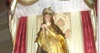 Statua dell'Immacolata