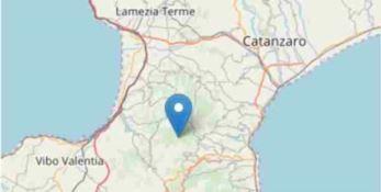 Catanzaro, scossa di terremoto a San Vito sullo Ionio