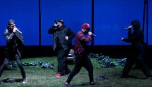 L'Amleto di Shakespeare riscritto dai rapper napoletani all'Unical