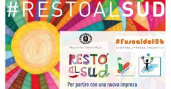 #Restoalsud, a Fuscaldo incontro per orientare i giovani all'utilizzo dei fondi Ue