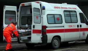 Travolto sulla statale 106, ferito un pedone a Portigliola