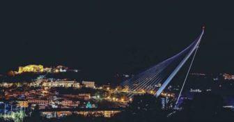 Il ponte di Calatrava a Cosenza