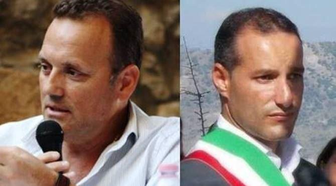 I sindaci di Mandatoriccio (Cosenza) e Strongoli (Crotone)