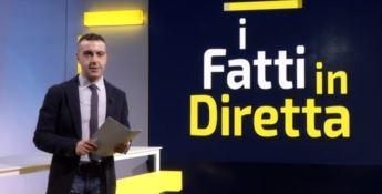 """Gratteri da Minoli e gli omicidi di Crotone e Reggio a """"I fatti in diretta"""""""