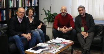 Visita a Reggio per gli esperti