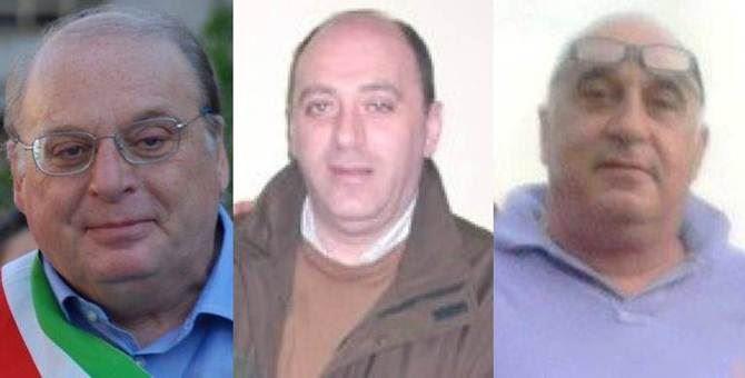 Roberto, Nevio e Mario Siciliani