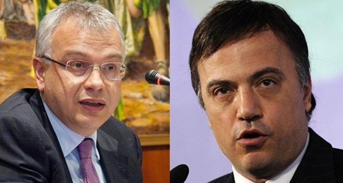 Francesco Talarico e Pino Galati