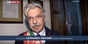 Lsu-Lpu, il sindaco Sirianni: «Nel Catanzarese solo 30 Comuni hanno deliberato» (VIDEO)
