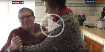 Il gigante sulla sedia a rotelle dimenticato dalla sanità regionale (VIDEO)
