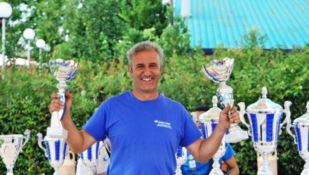 AUTOMOBILISMO   Gaetano Piria sbaraglia la concorrenza e fa suo il campionato regionale