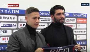 "SERIE A | Crotone, Federico Ricci torna a ""casa"" (VIDEO)"