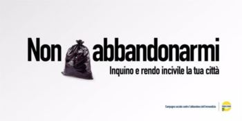 La campagna sociale di Pubbliemme per il decoro urbano