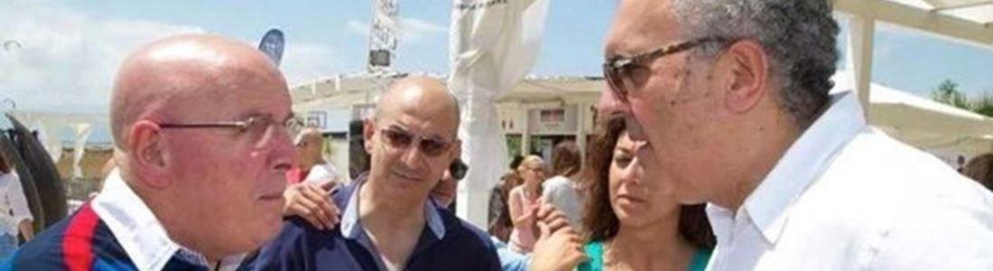 Mario Oliverio e Nicola Adamo