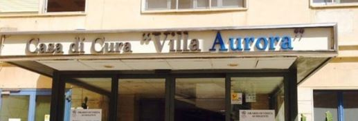 Villa Aurora come un bancomat: arresti e sequestri